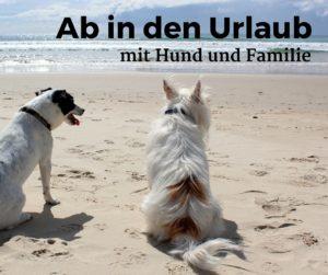 Ab in den Urlaub, mit Hund und Familie
