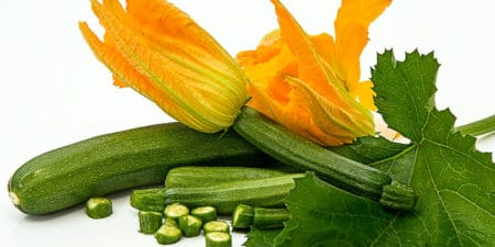 Zucchini, ein gesundes Gemüse für Hunde